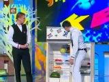 Днепр - Игорь и Лена у холодильника